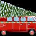Christmas caravanning